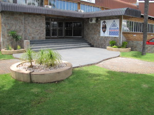 KDT Main Entrance